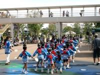 代官ばやし踊り(アリオ倉敷)